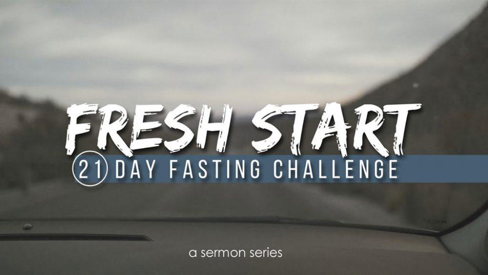 Matthew: Fresh Start